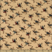 The Union Forever Cotton Fabric - Beige R33-4965-0150 - CLEARANCE