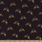 The Union Forever Cotton Fabric - Plum R33-4968-0135
