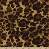 The Wild Side Cotton Fabric - Sable EKK-11562-178