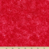 Tic Tac Cotton Fabric - Red 3135-R5