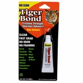Tiger Bond Adhesive - .5 fluid oz