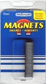 Tiny Mini Magnets Circle Disc 1/2in. (10 pieces/pkg) 3 pkgs