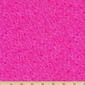 Tippy Toes Cotton Fabric Swirls - Pink