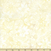 Tonga Batik Cotton Fabric - Blossom - Sand B7020