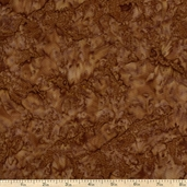 Tonga Java Blender Batik Cotton Fabric - Cocoa