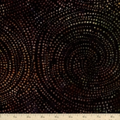 Tonga Batiks Extra Wide Dots - Forest