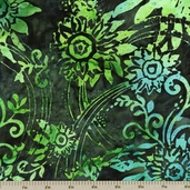 Tonga Batiks Extra Wide - Night Sky B9593