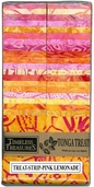 Tonga Treat Strips - Pink Lemonade Batik Prints