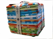 Traffic Jam Fat Quarter Bundle