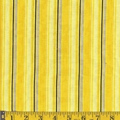 Tres belle Dash Stripe - Yellow - CLEARANCE