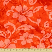 Tropicals and Conversationals Fabric Collections - Floral - Sunkissed BBKT-711-26