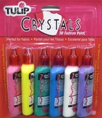 Tulip 3D Fashion Paint Starter Set Crystal