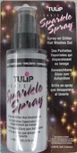 Tulip Fabric Sparkle Spray: Silver