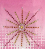 Tulip Glam-It-Up Iron-on: Star Burst - Clearance