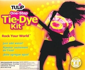 Tulip One-Step Tie-Dye Kits Rock Your World