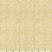 Tweedy Cotton Fabric Ecru TWEE-958-E