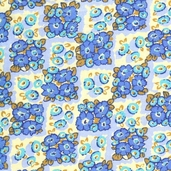 TX Cottons Fabric Collections - Blue