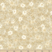 Under the Australian Sun Cotton Fabric - Ivory