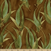 Under the Australian Sun Cotton Fabric - Vintage ALOM-10356-200
