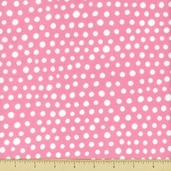 Urban Blooms Flannel Fabric - Pink - AMNF-9628-10