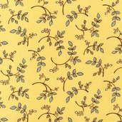 Urban Blooms Flannel Fabric - Summer