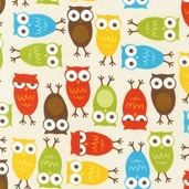Urban Zoologie Cotton Fabric - Bermuda
