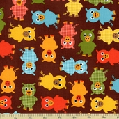 Urban Zoologie Pig Cotton Fabric - Bermuda