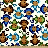 Urban Zoologie Slicker Laminated Cotton Fabric - 55 inch - Natural AAKL-11505-14