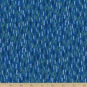 Velocity Cotton Fabric - Blue VELO-657