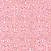 Veranda Cotton Fabric - Sorbet - Clearance