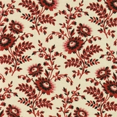 Vivaldi Cotton Fabric - Tan