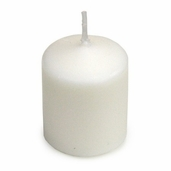 Votive Candles Pack of 30 White