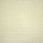 Waffle Cloth from James Thompson and Co. Inc. - Cream