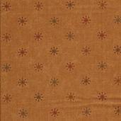 Warm Memories Cotton Fabric - Butterscotch