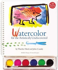 Watercolors for the Artistically UndiscoveRed