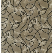 Way Out West Cotton Fabric - Taupe