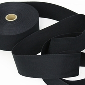 Webbing 2in. - Black - 22yds