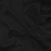 Wedding Fabric Barcelona Stretch Satin - Black