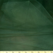 Wedding Fabric Fine Tulle Full Bolt 40yd - 54in. - Hunter
