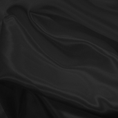 Wedding Fabric Sweetheart Satin - Black