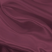 Wedding Fabric Sweetheart Satin - Burgundy