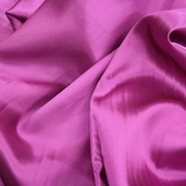 Wedding Fabric Sweetheart Satin - Fuchsia