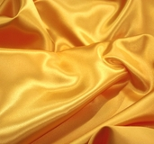 Wedding Fabric Sweetheart Satin - Gold