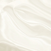 Wedding Fabric Sweetheart Satin - Ivory
