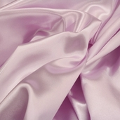 Wedding Fabric Sweetheart Satin - Lilac