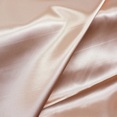 Wedding Fabric Sweetheart Satin - Peach