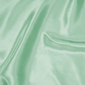 Wedding Fabric Sweetheart Satin - Seafoam