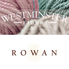 Westminster Fibers and Rowan Fabric