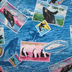 Whale Watching from Exclusively Quilters