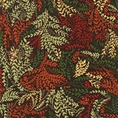 Whispering Woods Cotton Fabric - Autumn